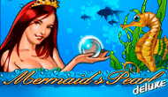 Автомат Mermaid's Pearl Deluxe в зеркале