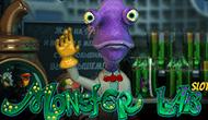 Играть вместе с зеркалом во машина Monster Lab