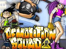 Команда Демонтажников в онлайн-казино Maxbetslots
